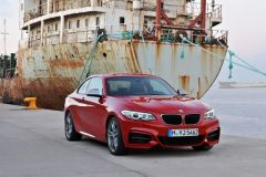 The new BMW M235i Coupe