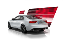 Audi A5 coupe S line competition plus