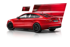 Audi A5 Sportback S line competition plus
